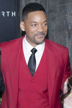 """Polished Fade """"After Earth"""" New York City Premiere - Arrivals"""
