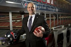 Houston Texans head coach Bill O'Brien poses for a portrait after he was introduced during a news conference at Reliant Stadium on Friday, Jan. 3, 2014, in Houston. O'Brien comes to the Texas, replacing Gary Kubiak, after two seasons as the head coach at Penn State.