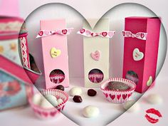 Molly Smith: Valentine Favor Boxes