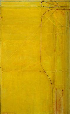 just another masterpiece Richard Diebenkorn.