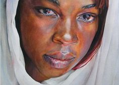 contemporary african american portrait artists - Google Search