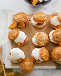 With peach season on the brain, we couldn't help but gather a few of our favorite recipes that leave us feeling ... peachy. #hunkerhome #peach #peachrecipes #peachcobblerrecipes #peachdessert