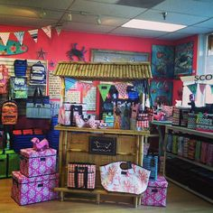 Pink Beach in California, MD is our seventh entry into the #scoutbags contest! Post pics of your creative & fun bag display for a chance to win a $250 CREDIT for your store! *Deadline 9/26