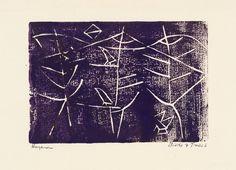 Patrick Hayman, 'Birds and Trees' 1951