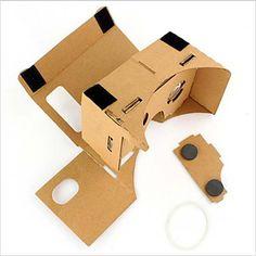 Cardboard+VR+Virtual+Reality+Glasses+Storm+Mirror+DIY+Kit+–+CAD+$+4.07