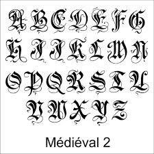 Resultado de imagem para alfabetos bonitos