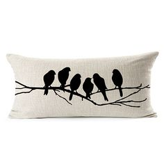 Beautiful Forest Throw Pillows