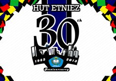 Offiial Logo 30th HUT Etniez