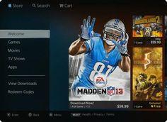 Sony revela nova PlayStation Store