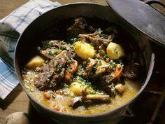 Rezept: Fleischeintopf auf irische Art (Irish Stew)