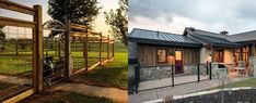 Safeguard the beloved family doggo with the top 60 best dog fence ideas. From rustic wood and mesh wire to modern metal, discover canine barrier designs. Front Yard Fence, Dog Fence, Dog Washing Station, Puppy Room, Dog Yard, Cool Dog Houses, Aluminum Fence, Animal Room, Dog Rooms