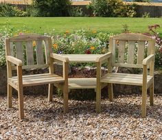 The Caroline Companion Seat from Zest is a very fine piece of outdoor furniture.