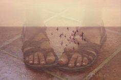 #shoes #sandals #walk #swim #freedom #free #bird #sea #bigcalm #horizon #doubleexposure #fly #blue #skin #feet #foot #sky #wannabe #photography #javmlro #waves #concept #morcheeba #contemplation #energy #tired #walks