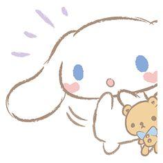Sanrio Wallpaper, Kawaii Wallpaper, Japanese Cartoon, Sanrio Characters, Cute Icons, Kawaii Art, Line Sticker, Planner, Graphic Patterns