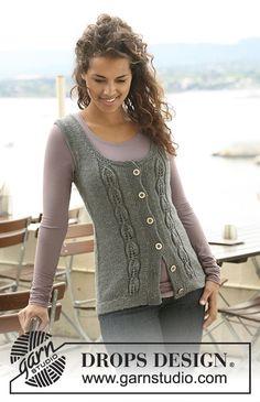 DROPS Inspiration 320 - Free knitting & crochet patterns
