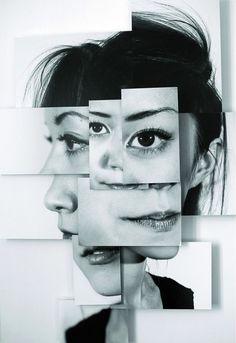 Foto que se parece com obras cubistas