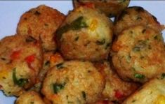 Rice and vegetable chops – Since I know this recipe, I don't eat meat anymore Turkish Recipes, Greek Recipes, Baby Food Recipes, Cooking Recipes, Good Food, Yummy Food, Tapas, Romanian Food, Morning Food