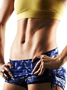 The Power Abs Workout Shrink your waist, improve your posture and gain more confidence with this quick ab routine. You'll feel stronger and leaner than ever.