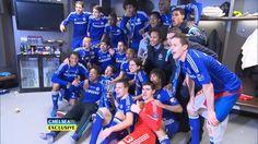 Cup final match