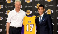 Great! Lin Excited for New Beginning | Los Angeles Lakers