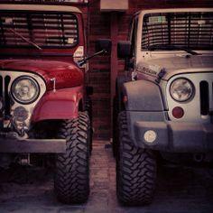 Jeep DNA - CJ & Wrangler