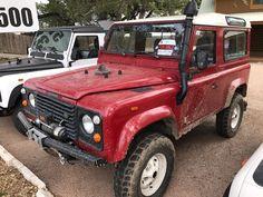 Land Rover Defender 90 Hardtop for sale.  Texas title.