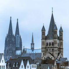 Köln (Nordrhein-Westfalen)   - Explore the World with Travel Nerd Nici, one Country at a Time. http://TravelNerdNici.com
