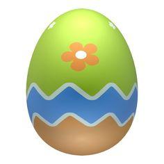 Easter Egg, Ornate Design made with MeshMixer