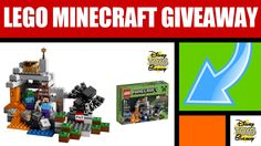 Free Stuff LEGO MINECRAFT Giveaway Contest #75 OPEN - Lego Minecraft The...