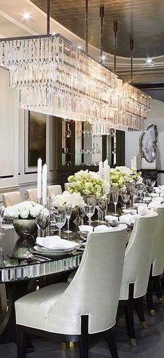 560 Glamorous Dining Rooms Ideas Dining Interior Design Interior