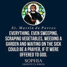 ~St. Martin de Porres