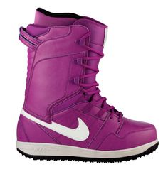 Get Bright with the Nike Vapen Snowboard Boots @ evo # Buckle Ankle Boots, Ankle Booties, Combat Boots, Snowboarding Women, Snowboarding Style, Ski Fashion, Knee High Boots, Rain Boots, Snow Boots