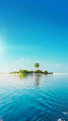 Beautiful Nature Pictures, Beautiful Nature Wallpaper, Beautiful Landscapes, Landscape Photography, Nature Photography, Tropical Beaches, Wallpaper Backgrounds, Iphone Wallpaper Island, Beautiful Beaches