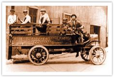 Nights and weekends and any time I can sneak during the day are spent working on our business (very cool old HVAC company photo--but there are no women in it!) #MyDayinStitchFix