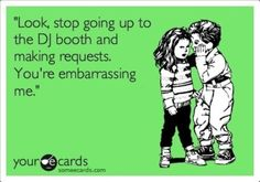 Please tag a friend who needs to see the message. Your support team is here. 'Look stop going up to the DJ booth and making requests. You're embarrassing me.' http://mywaydj.com  #djlife #DJ #DJBooth #music #turntables #CDJ #MyWayDJ #DJLifestyle #Instagood #Igers #instamood #turntablism #mixing #mix #djmix #audio #marketing #publicity #mixes #djmixes #djs #djing #radio #club #crowdcontrol #djmusic #singles #records #songs #nowplaying by mywaydj http://ift.tt/1HNGVsC