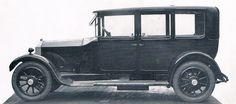 Saloon Landaulette by Park Ward (chassis GF39)