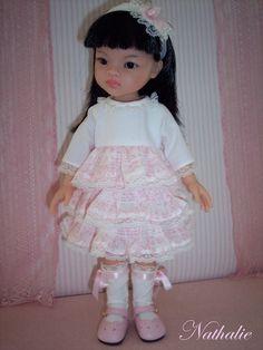 Ensemble Quatre Pièces Compatible Poupée Paola Reina Little Darling   eBay