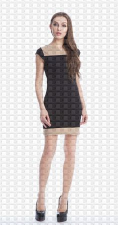 beautiful dress casual spring 674-MFMDN-A410-23(product code)