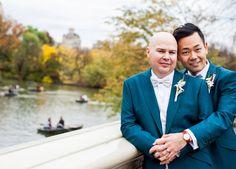 Steven & Yas LGBTQ+ Elopement | @handhweddings