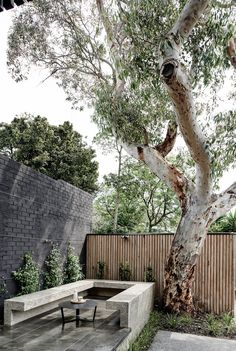 The exterior of your home is an extension of your interior style and personality. The exterior of Outdoor Rooms, Outdoor Gardens, Outdoor Living, Landscape Architecture, Landscape Design, Garden Design, Architecture Interiors, Fence Design, Backyard Fences