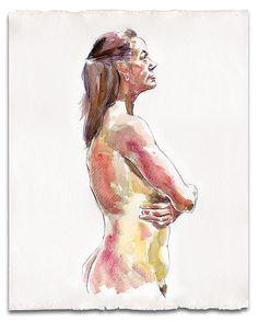 Simon Goss Figurative Artist