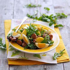 Röhrlsalat Cantaloupe, Fruit, Food, Salads, Fresh, Cooking Recipes, Meal, The Fruit, Eten