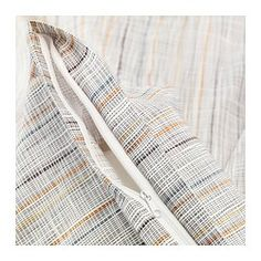IKEA - VÅRÄRT, Duvet cover and pillowcase(s), Full/Queen (Double/Queen), , Feels crisp and cool against your skin as it's made of cotton percale, densely woven from fine yarn.The combed cotton gives the bed linen an extra smooth and even surface which feels soft against your skin.Extra soft and durable quality since the bedlinen is densely woven from fine yarn.The zipper keeps the comforter in place.