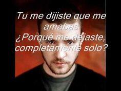 cry me river justin timberlake sub en español...!