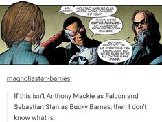 Anthony Mackie, Falcon, Winter Soldier, Bucky Barnes, Captain America, Sebastian Stan, film, comics, comic books, comic book movies, Marvel comics, 2010s, 10s