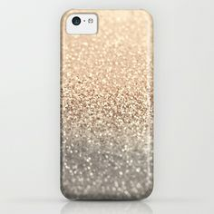 GATSBY GOLD iPhone & iPod Case on Society6