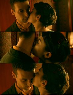 Amelie... i find Nino (mathieu kassovitz's character) to be pretty adorable...