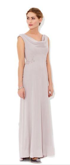 Trudi's dress - front