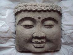 Buddha Statue Buddha Stone by MountainArtCasting on Etsy