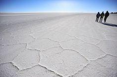 <p>Las células sanguíneas aprenden a aclimatarse a la altitud, según un estudio. Salar de Uyuni en Bolivia. Noemí G. Gómez/EFE.</p>